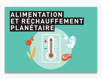 Guide in French for all on food and global warming